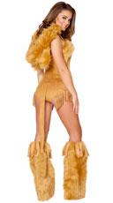 Vicious Lioness Costume - Honey