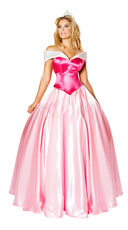 Beautiful Princess Costume - Pink