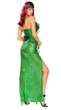 Ivy Lover Costume - Green