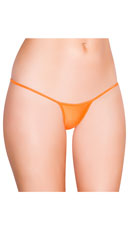 Mini G-String - Orange