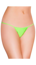 String Back G-String - Lime