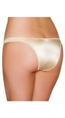 Half Back Panty - Nude
