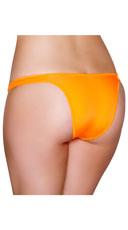Half Back Panty - Orange