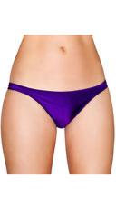 Half Back Panty - Purple