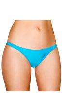 Half Back Panty - Turquoise