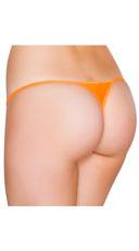 Low Cut Thong - Orange