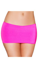 Micro Mini Skirt - Hot Pink