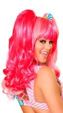 Pink Wig - Pink