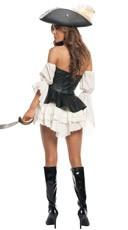 Black Pearl Pirate Costume