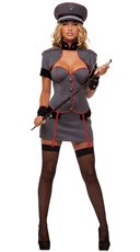 Deluxe Naughty General Costume