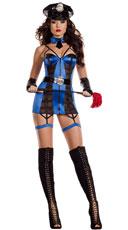 Kinky Cop Costume