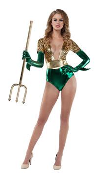 Atlantis Queen Costume