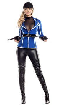 Ride-Her Equestrian Costume - as shown