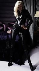 Black Whiplash Bodysuit - Black