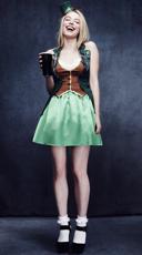 St. Patrick Sweetie Costume - Green