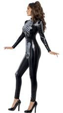 Sexy Bones Costume - Black