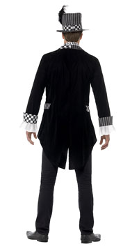 Men's Deluxe Dark Hatter Costume