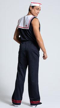 Men's Retro Sailor Costume