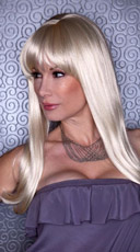 California Blonde Sweetheart Wig - California Blonde