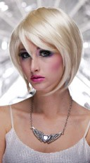 California Blonde Short Bob Wig - California Blonde
