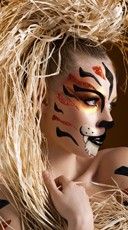 Tigress Face Kit