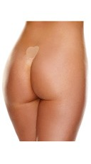 No Strings Attached Panty 3 Pack - Nude
