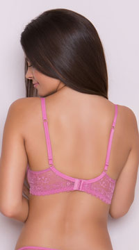 Yandy Small Wonder Rose Bra - Rose