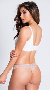 Yandy Never Let Me Go Sand Thong - Sand