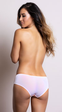 Yandy's The Clara Pink Boyshort - Pink