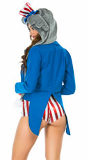 Yandy Sexy Political Elephant Costume