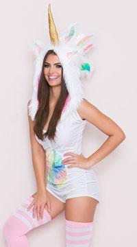 Yandy Magical Pastel Unicorn Costume - Pastel
