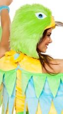 Yandy Parakeet Hood - Green