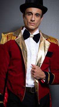 Yandy Mr. Ringmaster Costume - as shown
