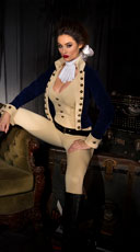 Yandy Sexy Ali Hamilton Costume