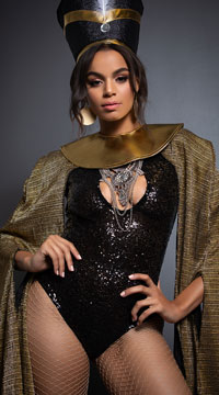 Yandy Run the World Festival Diva Costume - as shown