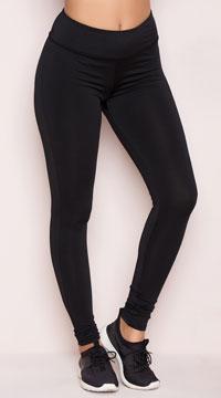Yandy Basic Cardio Leggings - Black