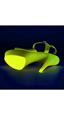 Neon Kiss Platform - Neon Yellow/Yellow