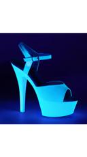 Neon Kiss Platform - as shown
