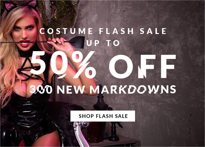 Shop Costume Flash Sale