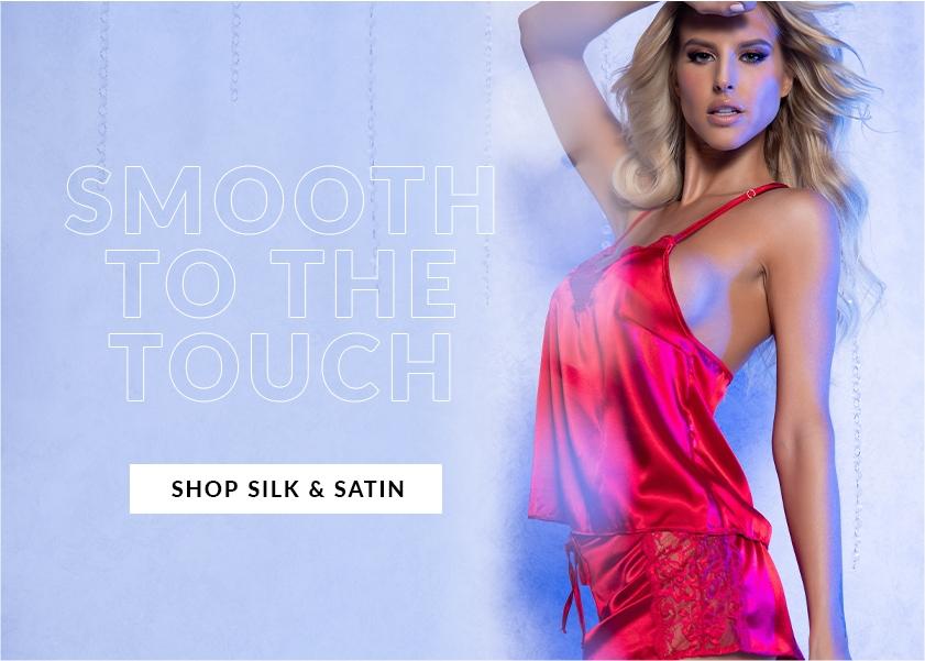 Shop Silk & Satin