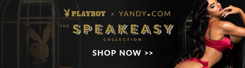 playboy speakeasy collection